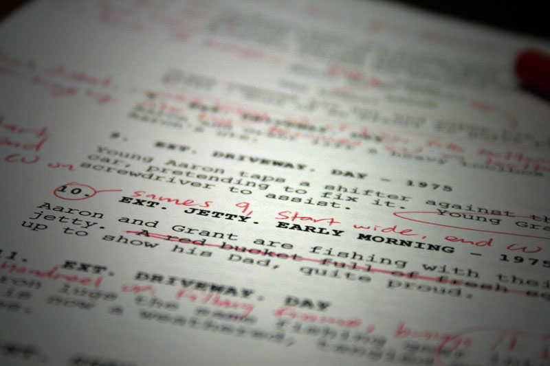 play script writing